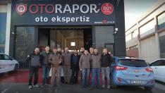 İzmir Bornova Otorapor Oto Ekspertiz